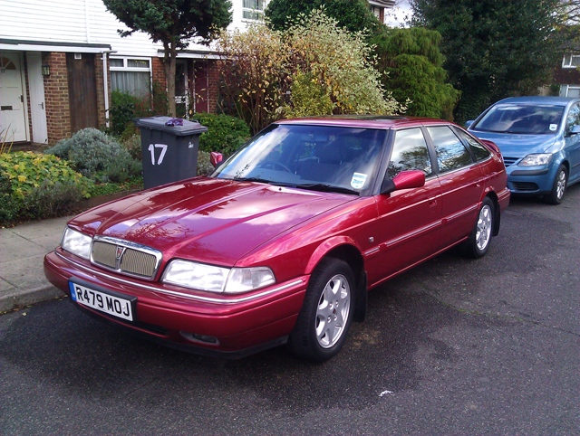 Calling all Rover 800 owners  post your pictures for all to see