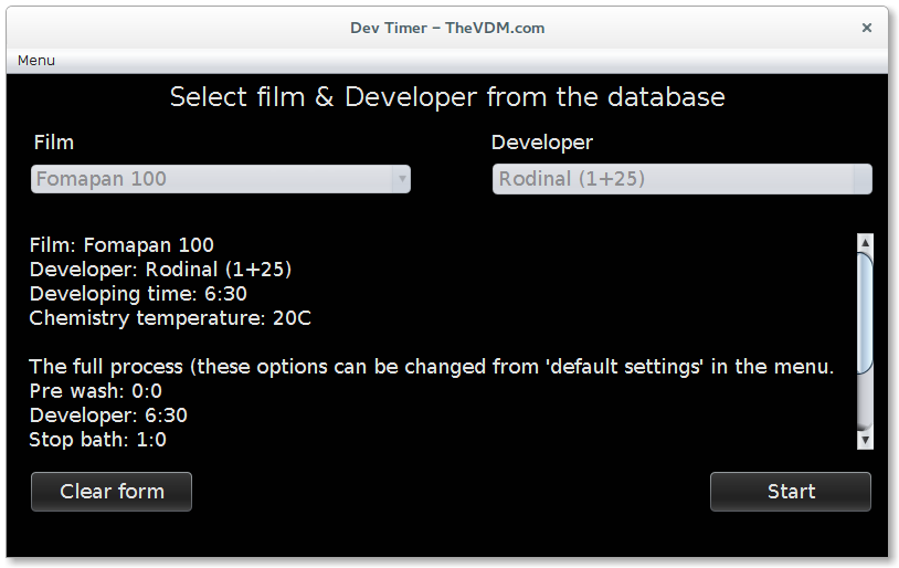 FDT-Database_select