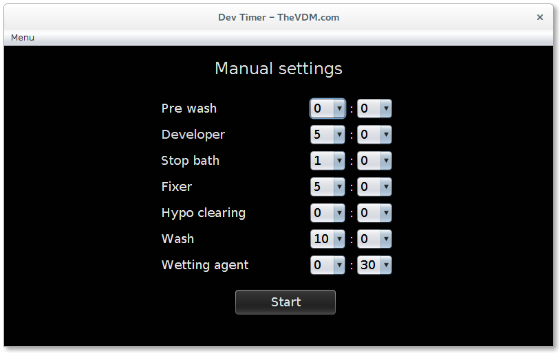 FDT-Manual_settings