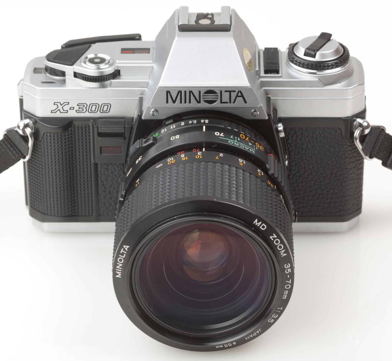 minolta x 300 35mm manual slr thevdm com rh thevdm com Olympus Auto Focus 35Mm Film Camera 35Mm Film Camera Manual
