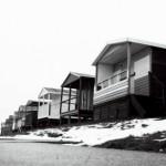Beech huts